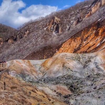Jigokudani (Hell Valley) (หุบเขานรก)