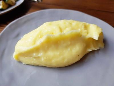 Mash Potatoes at The Yard Restaurant