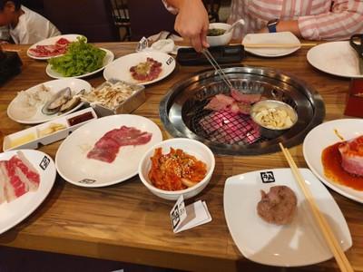 บรรยากาศรวมๆ at Gyu Kaku Japanese BBQ Restaurant Thaniya