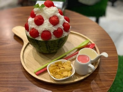 Onsen Ice Bingsu & Cafe