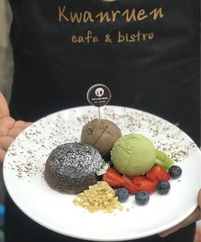 Kwanruen Cafe&bisto (ขวัญเรือน คาเฟ่&บิสโตร) สาขา 2
