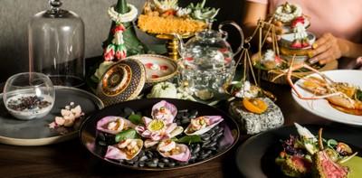 [รีวิว] Royal Osha ร้านอาหารไทยร่วมสมัยรสจัดจ้านในโลกรามเกียรติ์สุดหรู