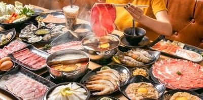 [รีวิว] You & I Premium Suki Buffet บุฟเฟ่ต์ชาบูหลากเมนูใหม่โดนทุกเจนฯ
