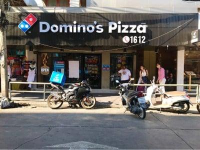 Domino's Pizza (โดมิโน่พิซซ่า) Banglumpoo