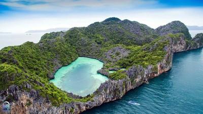 หัวใจทะเล เกาะลินดี