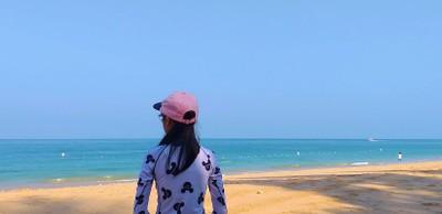 ชายหาดสวยยยย