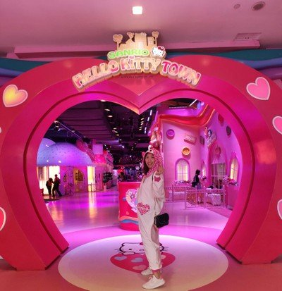 ตะลุยยะโฮร์บาห์รู Hello Kitty Town & Lego Land