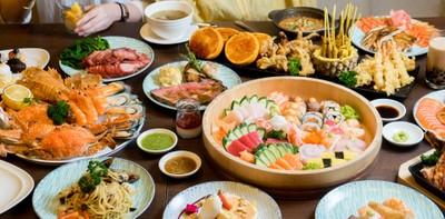 [รีวิว] CP-HiLai Harbour Restaurant บุฟเฟ่ต์นานาชาติหลากหลายจากไต้หวัน