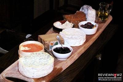 Artisan Cheese Selection by Bernard Antony