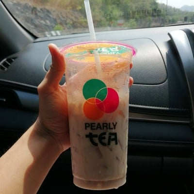 Pearly Tea. ปตท.ร้องกวาง