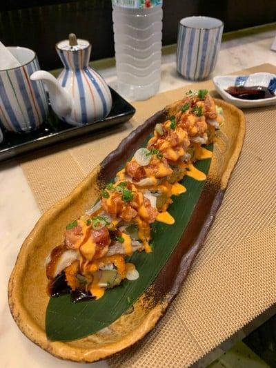 Sushi ryu The Emporium