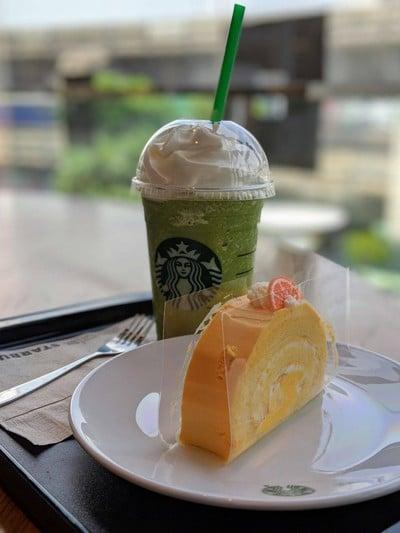 Starbucks (สตาร์บัคส์) สยามดิสคัฟเวอรี่