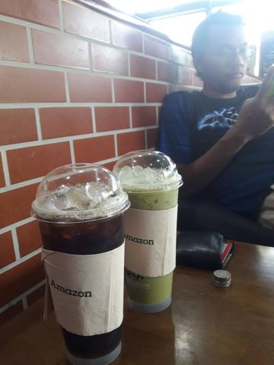 Cafe Amazon  @ปตท หอนาฬิกา