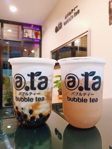 @.ta bubble tea แอทต้าบั๊บเบิ้ลที ชัยพฤกษ์ บางบัวทอง