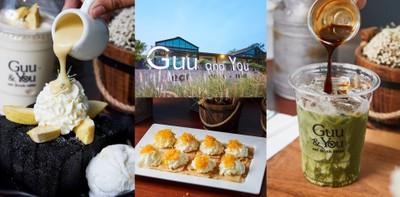 [รีวิว] Guu & You คาเฟ่ระยอง โรตีสูตรเด็ด มาพร้อมเมนูอาหารหลากหลาย