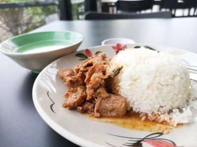 ข้าวแกงขวัญเรือน (Kwanruan thai Curry)