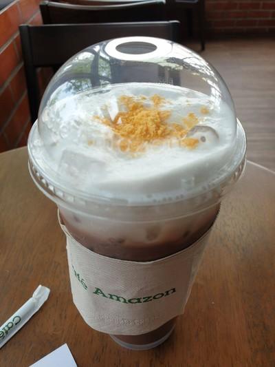 Cafe Amazon PTT Ngao Hiway