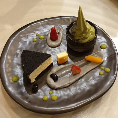 Sumi Double Fromage Set