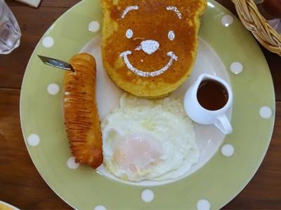Happy Morning Pancake
