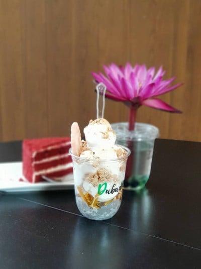 ไอศกรีมกะทิ