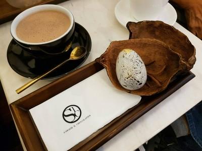 Chocolate Bird's Nest