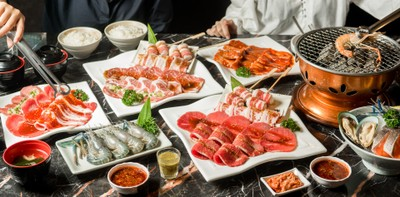 [รีวิว] Sukishi ร้านปิ้งย่างเกาหลี Sukishi Oversize ใหม่ ใหญ่เต็มโต๊ะ!