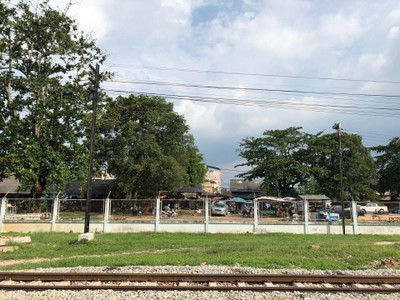 สถานีรถไฟนาม่วง