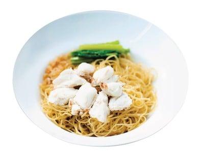 Hongkong Noodle (ฮ่องกงนู้ดเดิ้ล) ศูนย์ราชการฯ แจ้งวัฒนะ อาคารบี