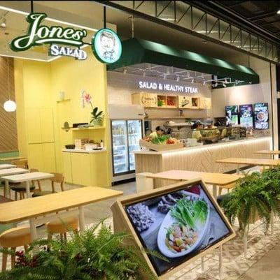 Jones' Salad The Market Bangkok