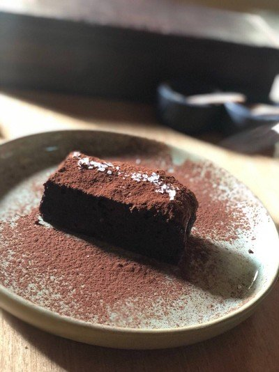 A f**cking good brownie