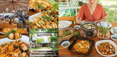 [รีวิว] วิวทะเล ซีฟู้ด ร้านอาหารทะเลเพชรบุรี ซีฟู้ดสด รสชาติปัง