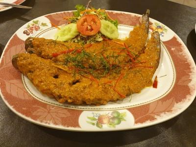 ปลาเนื้ออ่อนทอดฉู่ฉี่ (5 ขีด)
