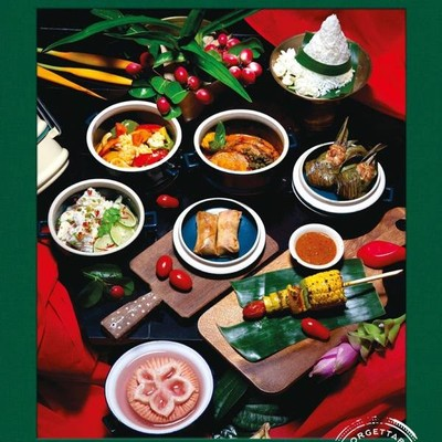Toh Daeng Baan Ar Jor (โต๊ะแดง บ้านอาจ้อ)