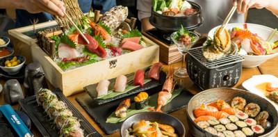 [รีวิว] Double Fish Sushi Cafe ร้านอาหารญี่ปุ่นสุดคึกคัก ณ ราชพฤกษ์