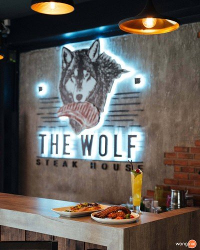 The Wolf steak House