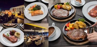 [รีวิว] California Steak ระยอง สเต๊กไม่อั้นบนดาดฟ้าโรงแรมเพียง 690 บ.