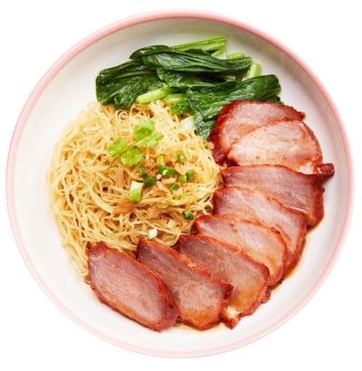 Hongkong Noodle (ฮ่องกงนู้ดเดิ้ล) PTT เกษตรนวมินทร์