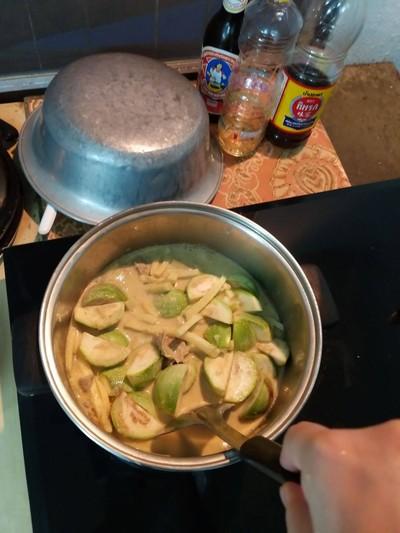 วิธีทำ แกงเขียวหวานเนื้อ