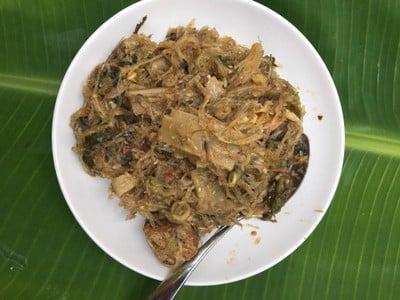 แกงโฮ๊ะ อาหารยอดนิยมของคนเหนือ กินกะข้าวเหนียวร้อนและแคบหมู