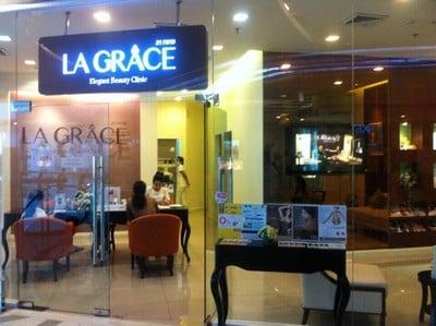 La Grace Clinic (ลา กราซ คลินิก) เซ็นทรัลพระราม9