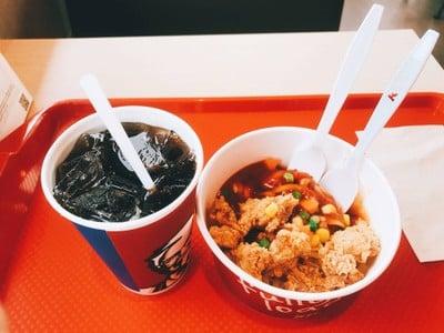 KFC (เคเอฟซี) PTT ประเสริฐสิน