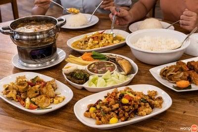 อาหารไทย เพื่อนรัก ราชเทวี
