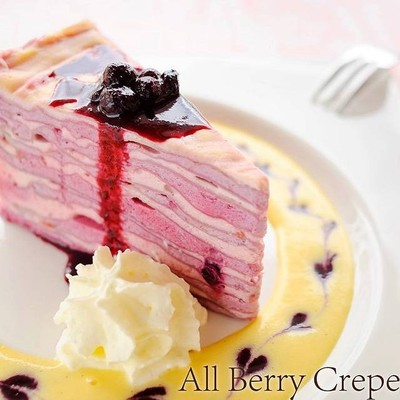 All Berry Crape (Per pc.)