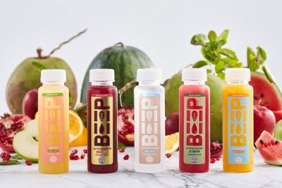 BEEP HPP Coldpressed juices and shots