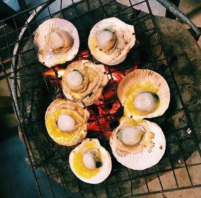 102 เมี่ยงปลาเผา& มหาอร่อย หมูกะทะ ทะเลปิ้งย่าง