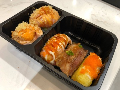 Shinkanzen Sushi Go โรบินสัน บางรัก