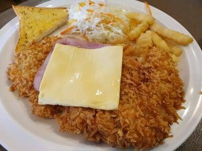 ไก่ทอดมาลีบู