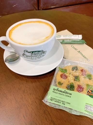 SD2825 - Café Amazon (คาเฟ่ อเมซอน) ไดมอนด์บางกอก เพชรบุรี 10