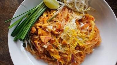 ผัดไทยไหหลำเจ๊หมวย (Pad Thai Hai Lahm)
