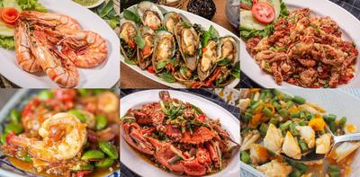 10 ร้านอาหารไทย - ซีฟู้ดรอบกรุงเทพฯ ทะเลสด เครื่องแน่น รสจัดจ้านถึงใจ!